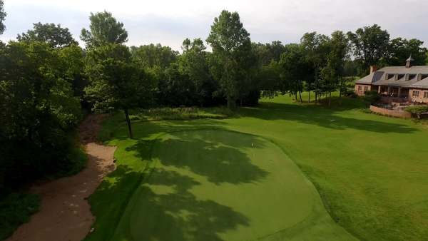 Video placeholder for Hole No. 18